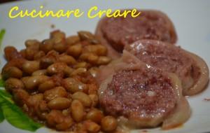 Cucinare creare blog archive zampone e fagioli al pomodoro for Cuocere v cucinare