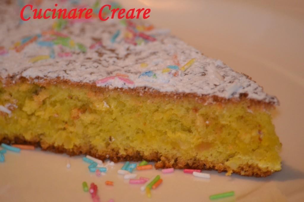 Ricetta torta margherita con farina senza glutine