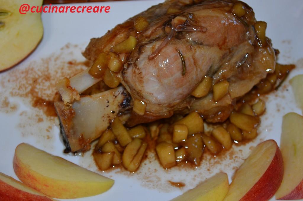 Cucinare Creare » Blog Archive » Stinco con sugo di miele e mela