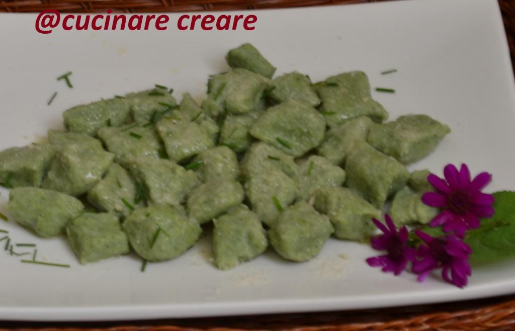 Cucinare creare blog archive gnocchetti all ortica e for Cucinare ortica