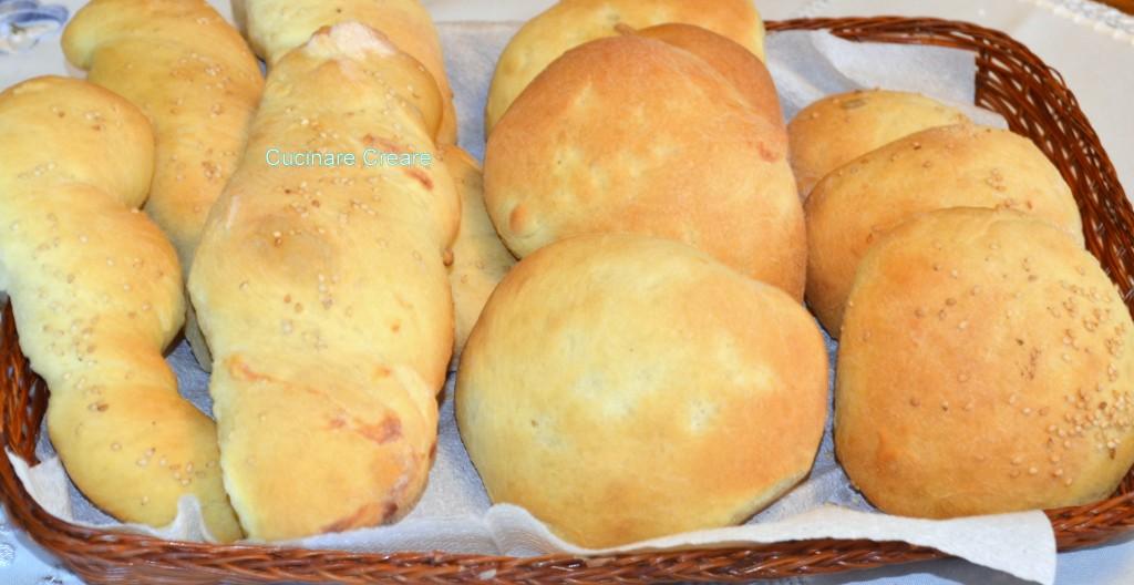 cucinare creare » blog archive » pane casereccio con semi di ... - Olio Di Sesamo Per Cucinare