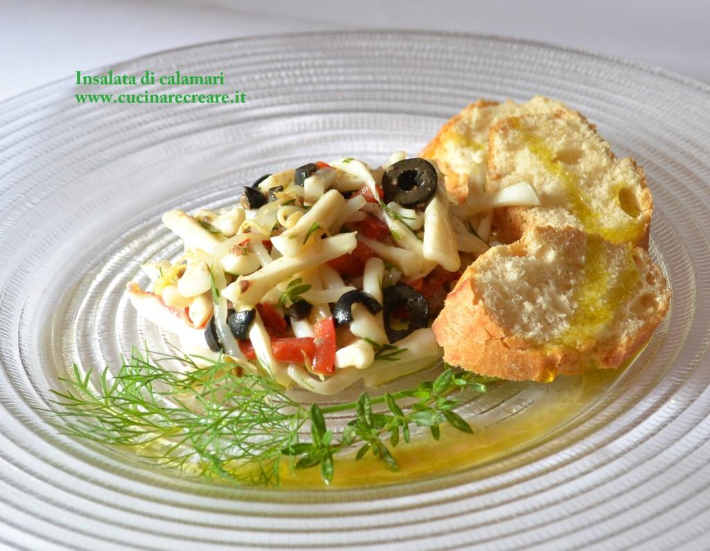 Cucinare Creare » Blog Archive » Insalata di calamari e germogli ...
