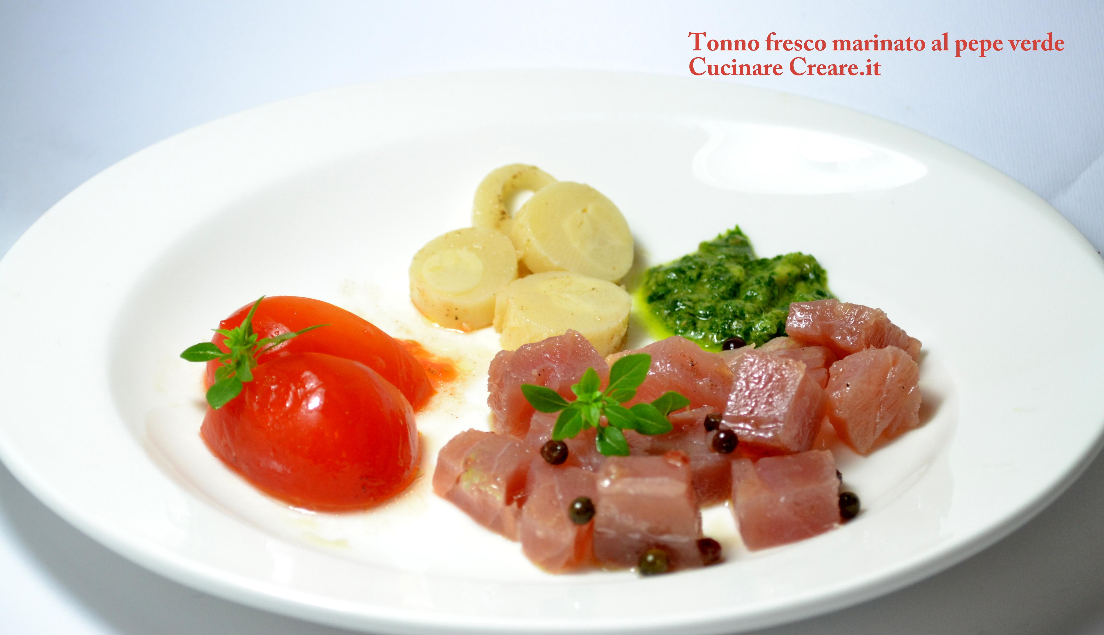 Cucinare creare - Cucinare tonno fresco ...