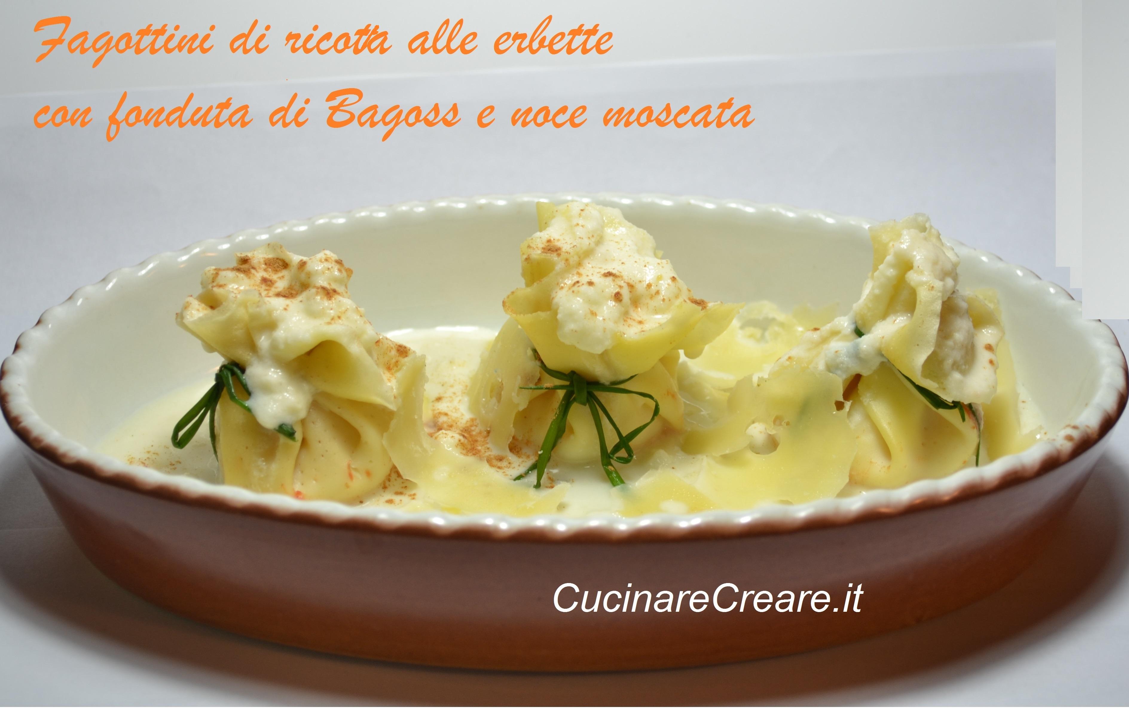cucinare creare » blog archive » fagottini di ricotta alle erbette ... - Cucinare Erbette